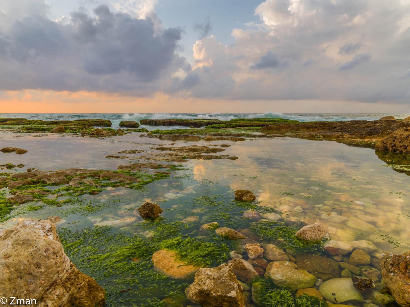 Sea and Rocks  B0001482-29