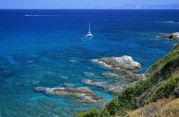 Sea at Skopolos