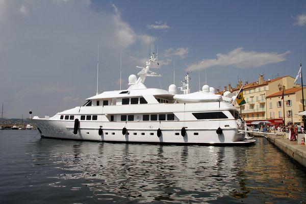 Sea Cruiser in St. Tropez