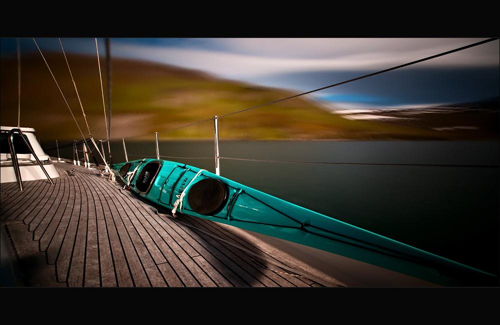 [ ... sea kayaking ]