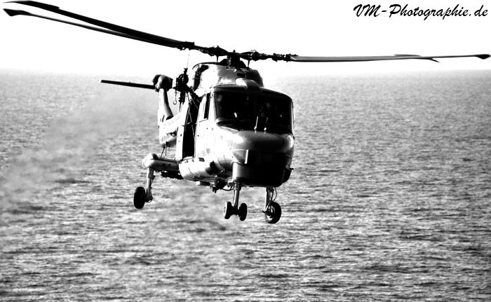 Sea Lynx MK88 beim Start