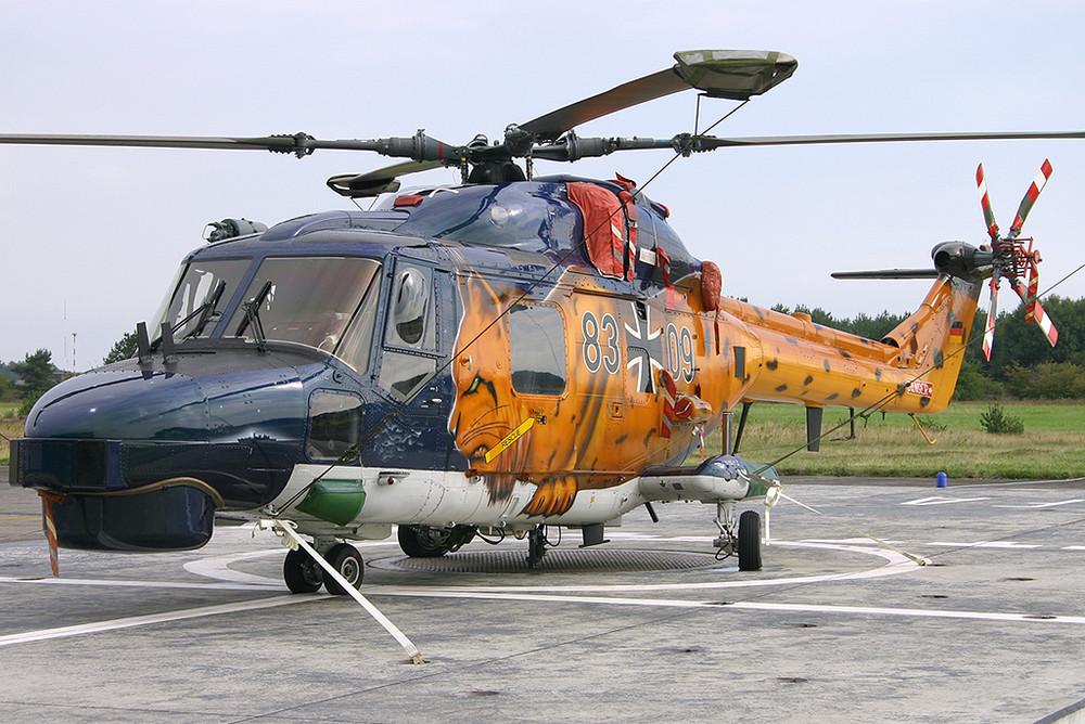 Sea Lynx MK88 Marine 83+09