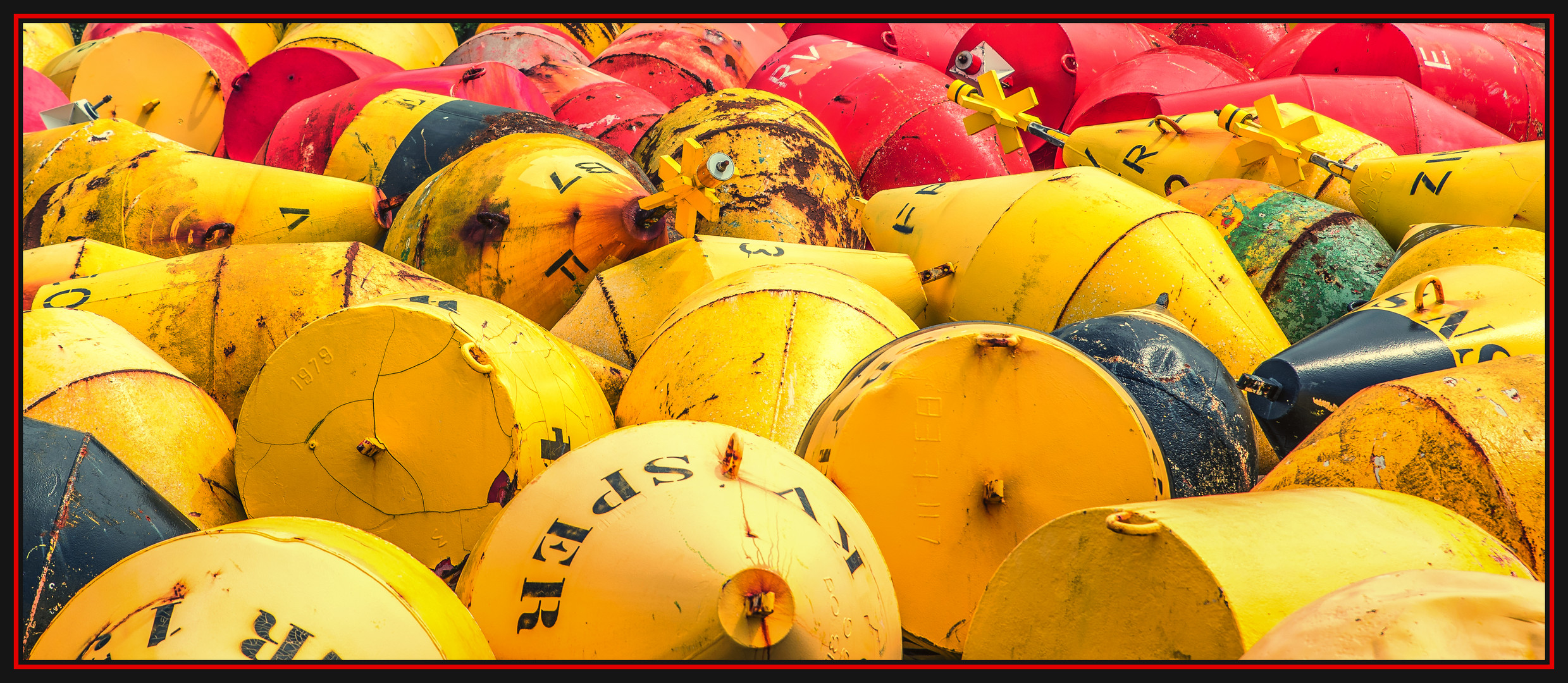 Sea of Buoy