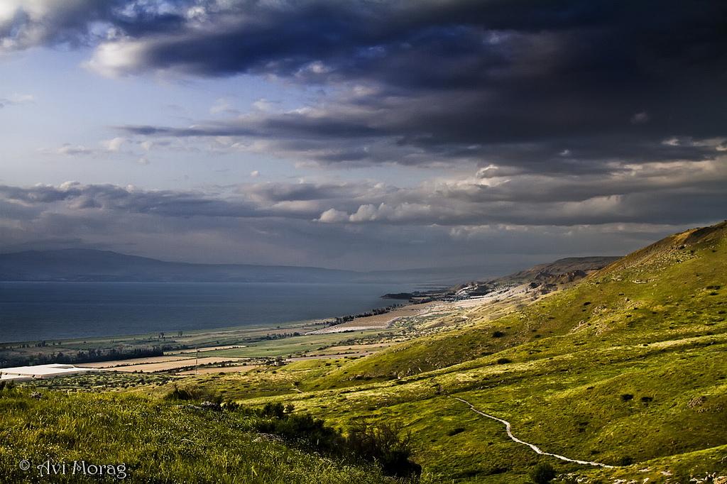 Sea Of Galilee (Sea of Tiberias)