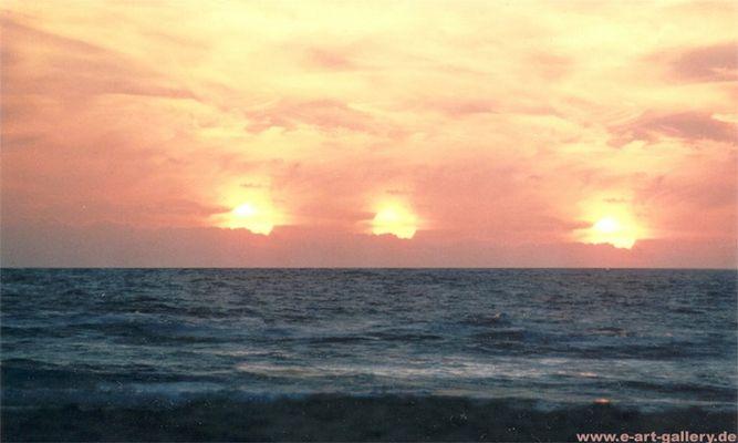 Sea of the three suns....