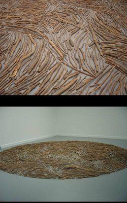 Sea of wood