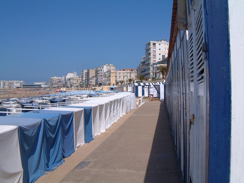 Seafront in Les Sables d'Olonne