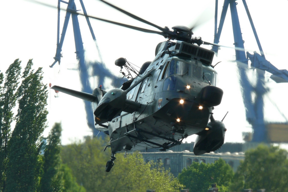 seaking in action II