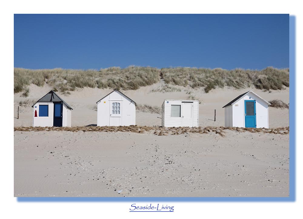 Seaside-Living auf Texel