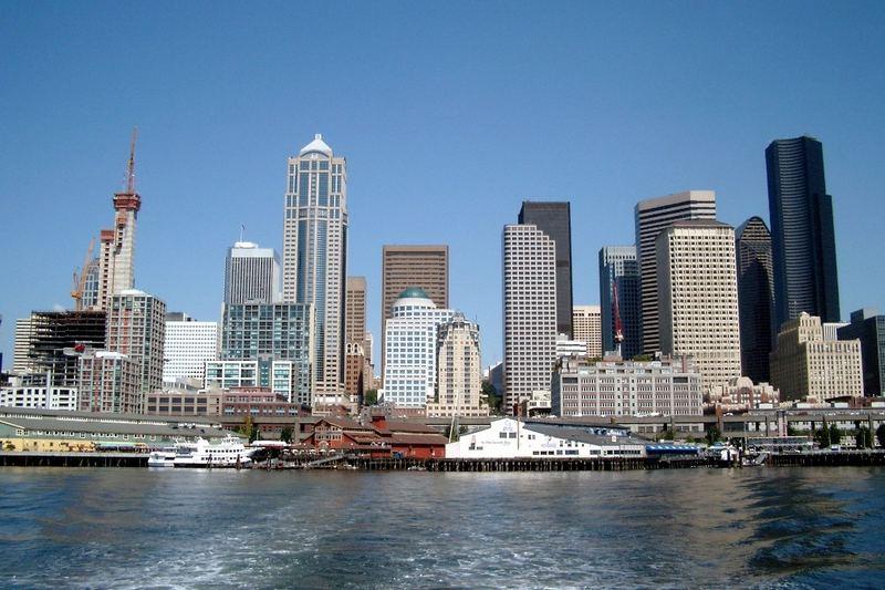 Seattle, Elliot Bay