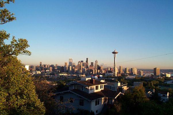 Seattle Postcard.