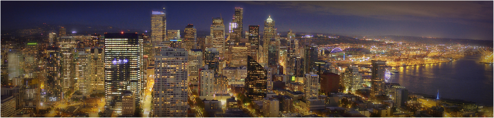 Seattle - Space Needle View