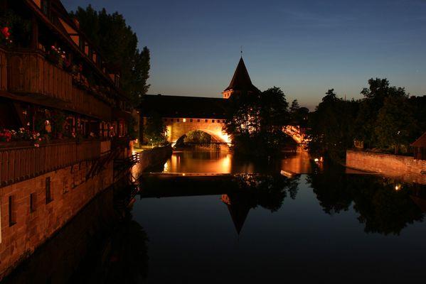 Sebalder Altstadt von Nürnberg