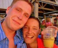 Sebastian and Diana at Key West
