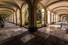Sebastian Friedhof, Linzergasse, Salzburg