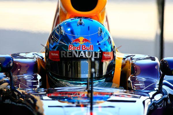 Sebastian Vettel | F1 Bahrain 2014