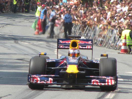 Sebastian Vettel - Homerun - Heppenheim 2010