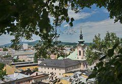 Sebastiankirche in Salzburg