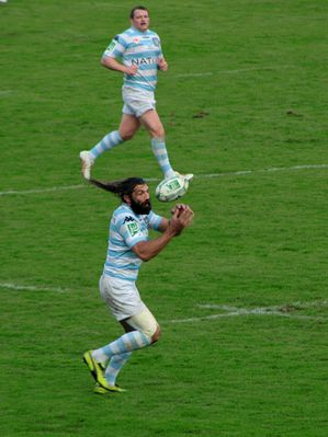 Sébastien Chabal en action!!!