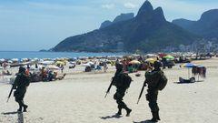 SEC at the beach RIO von FotoIngrid