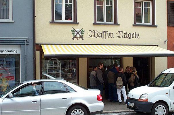 Sechs Tage nach Erfurt
