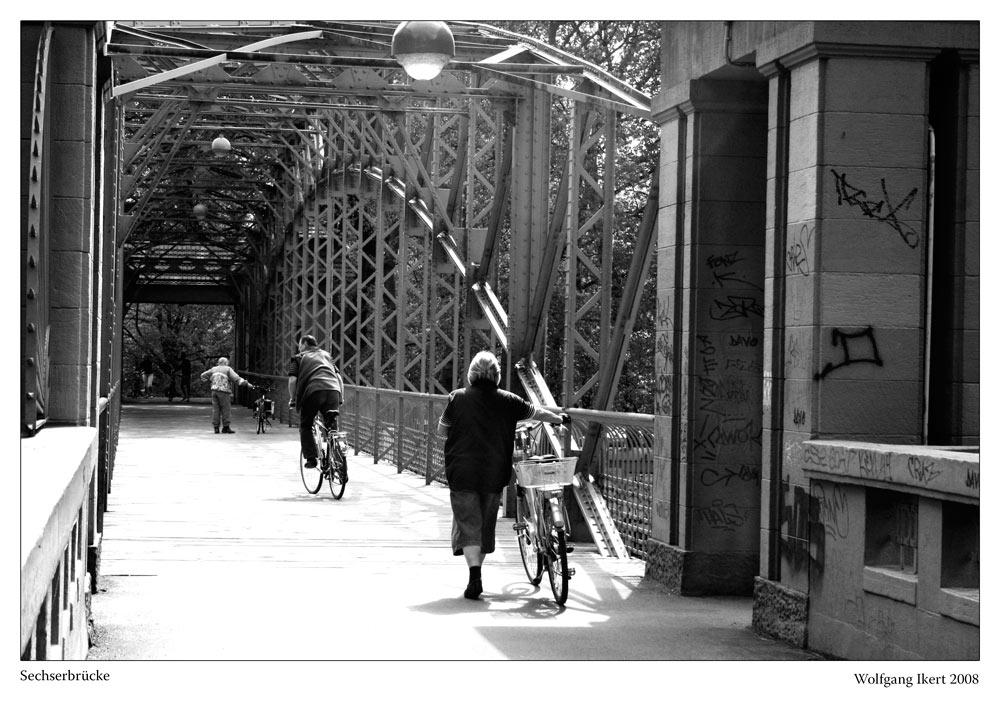 Sechserbrücke, Tegel