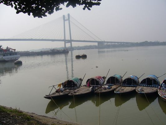 Second Howrah bridge