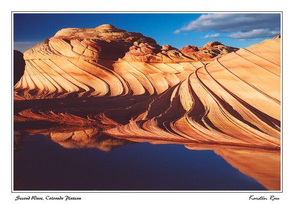 Second Wave, Colorado Plateau