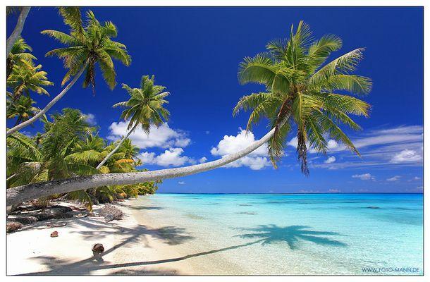 secret beach, french polynesia