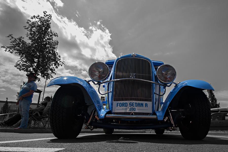 Sedan A 1930