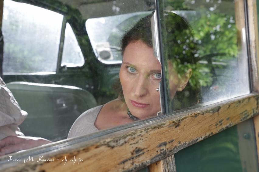Sedcard Shooting Stephanie Engel