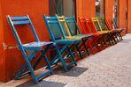 Sedie a colori