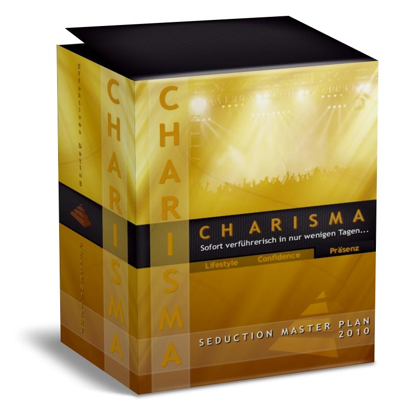 Seduction Master Plan 2010 - Charisma - Präsenz