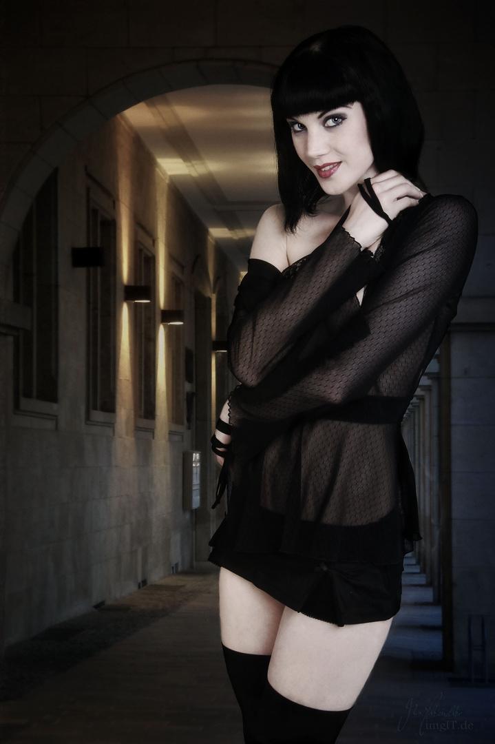 Seductive Vampire