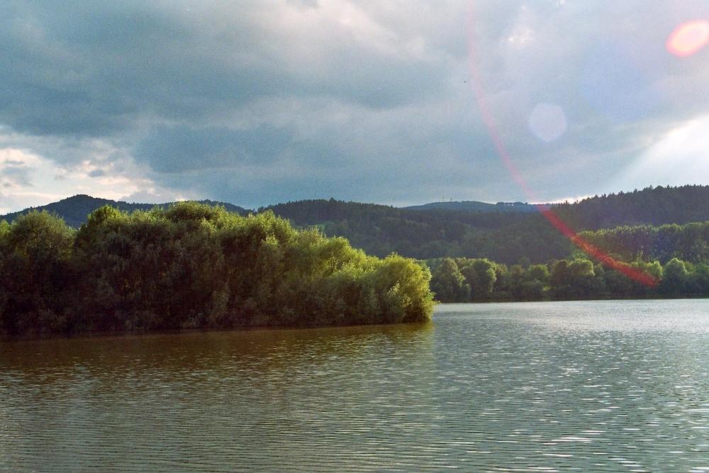 See bei Breitungen/Werra