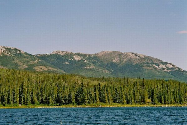 See hinter Whitehorse(Yukon)