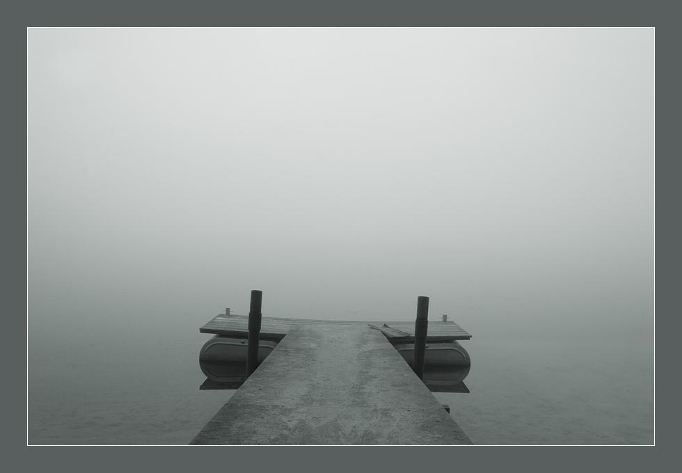 See im Nebel II