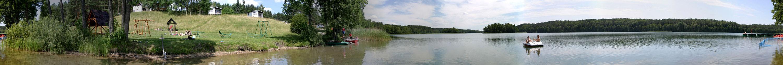 See im Norden von Polen