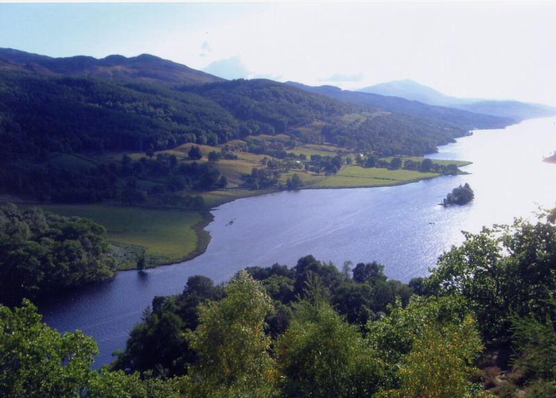 See in den Highlands