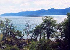 See in Feuerland Argentinien