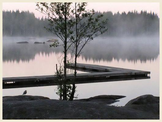 See in Schweden, morgen um 5:02 Uhr...2. Versuch