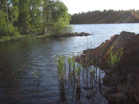 See in Schweden / Rottnen