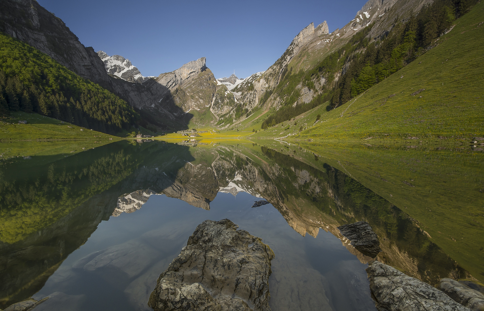Seealpsee @Appenzell