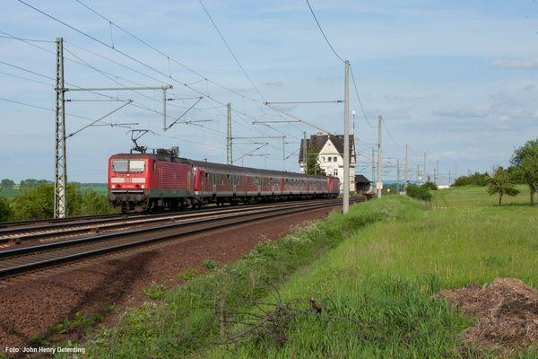Seebergen, Mai 2005
