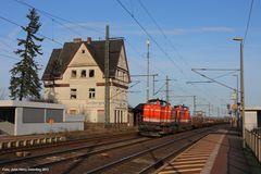 Seebergen, RVM 61 und 45, April 2013