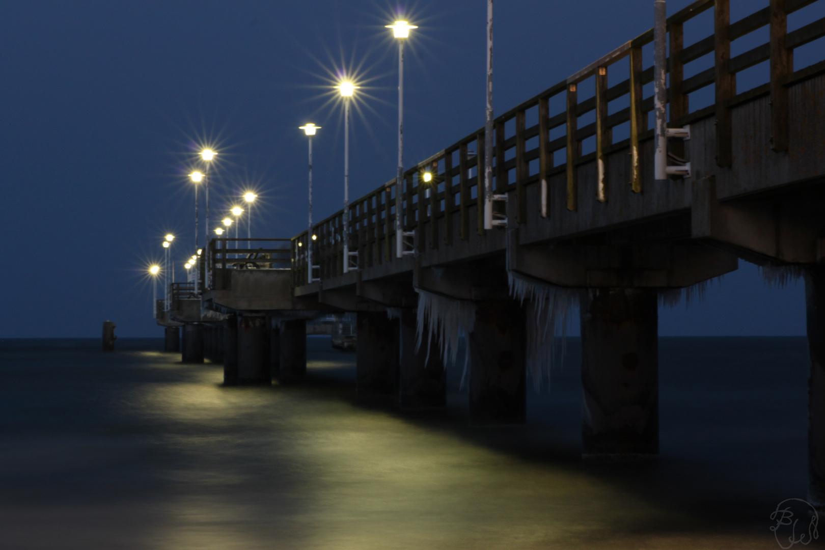 Seebrücke Ahlbeck I