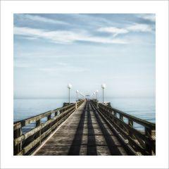 Seebrücke...
