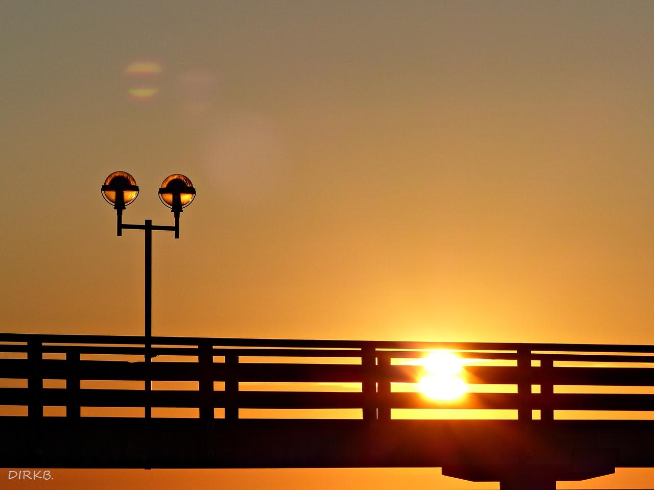 Seebrücke Graal - Müritz