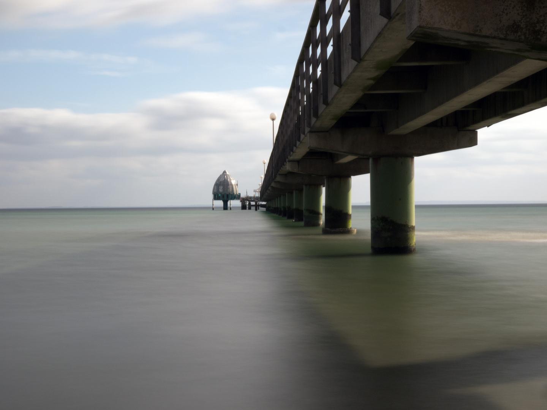 Seebrücke Grömitz