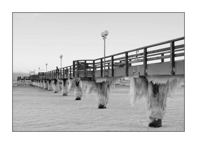 Seebrücke in Wustrow